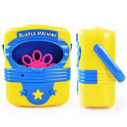 Mesin Gelembung Otomatis Gelembung untuk Anak-anak Mainan Listrik