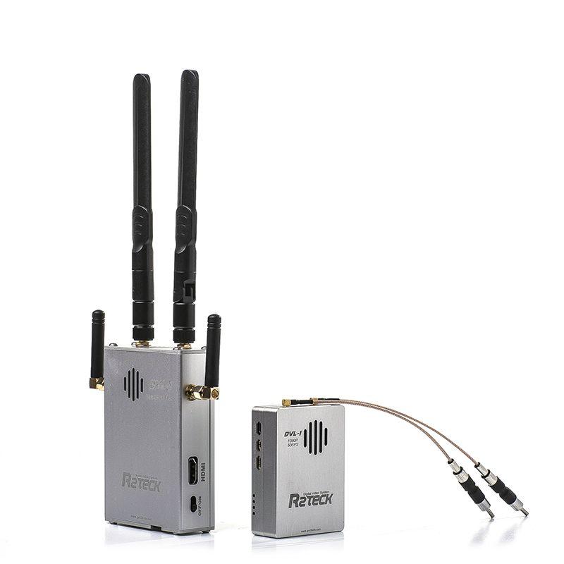 3 KM R2TECH DVL1 DVL-1 fern digitale drahtlose HD 1080 p 800 mw video sender FPV und empfänger System