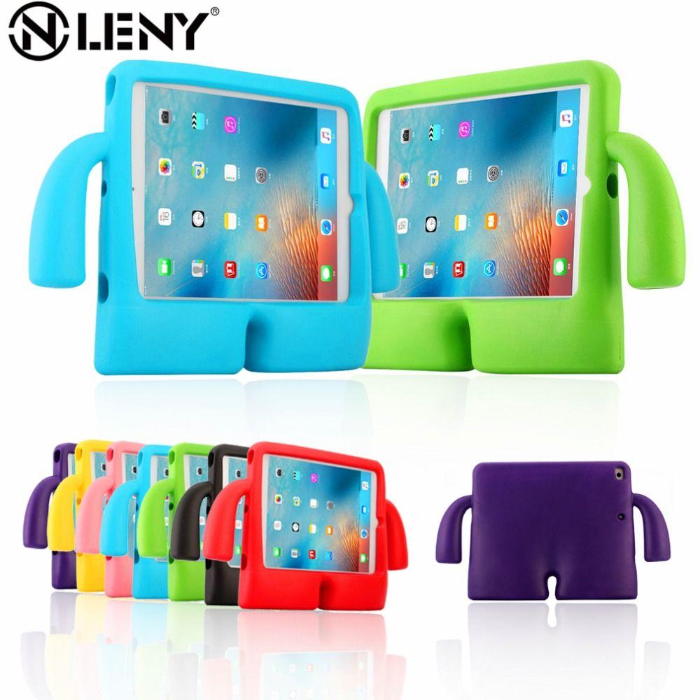 Onleny Tablet-taschen für iPad Air 2 Fall 9,7 zoll EVA Schock Proof EVA Foam Fall Für iPad Air2 Fall 3D Cute Cartoon Kinder abdeckung