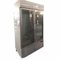 -18 ~-22 Degrés OEM 1 et 2 Porte Battante En Verre Commerciale Congélateur Réfrigérateur Pour Le Magasin et Cuisine Restaurant