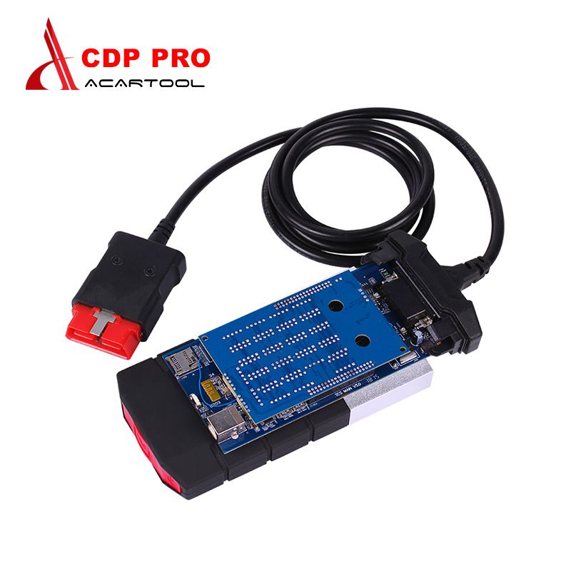 USB/Bluetooth TCS CDP Pro for Automotive Car Truck OBD2 Plus Keygen Activator Multi-language Auto OBD2 Diagnostic Tool