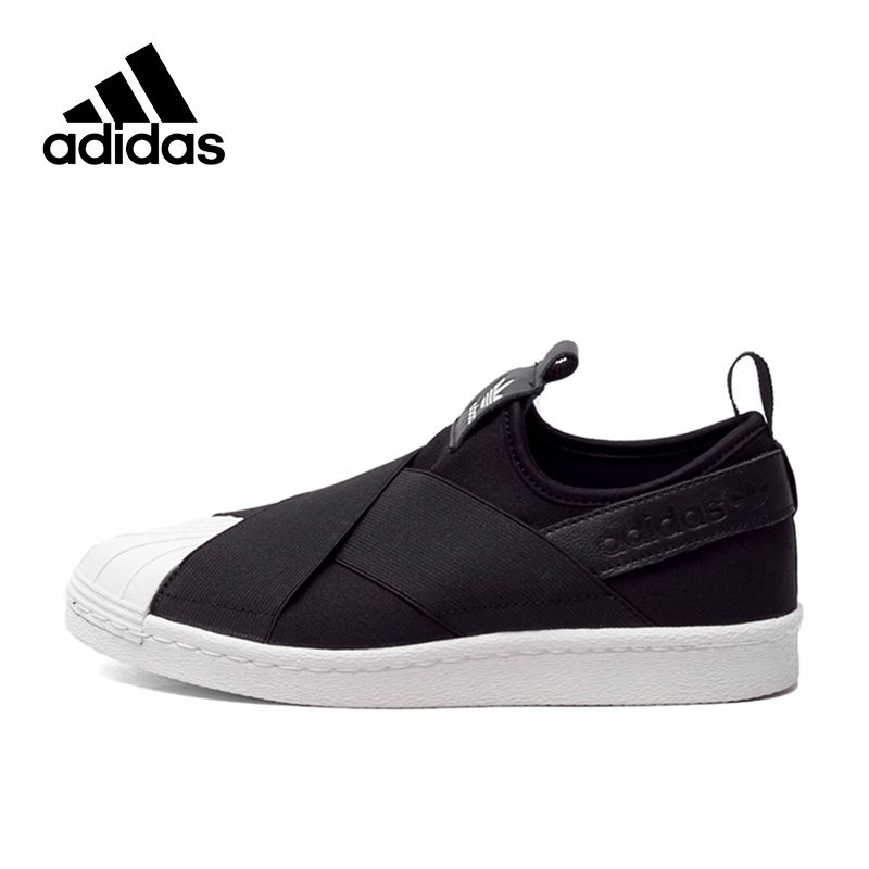 Original New Arrival Adidas Authentic 2017 Year Superstar Women's Skateboarding Shoes Sneakers