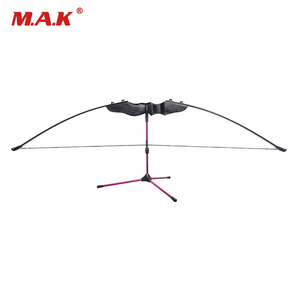 High Quality 4 Color Archery Bow Stand Recurve Bows Holder Assemble Hanger for Hunting Outdoor Sports