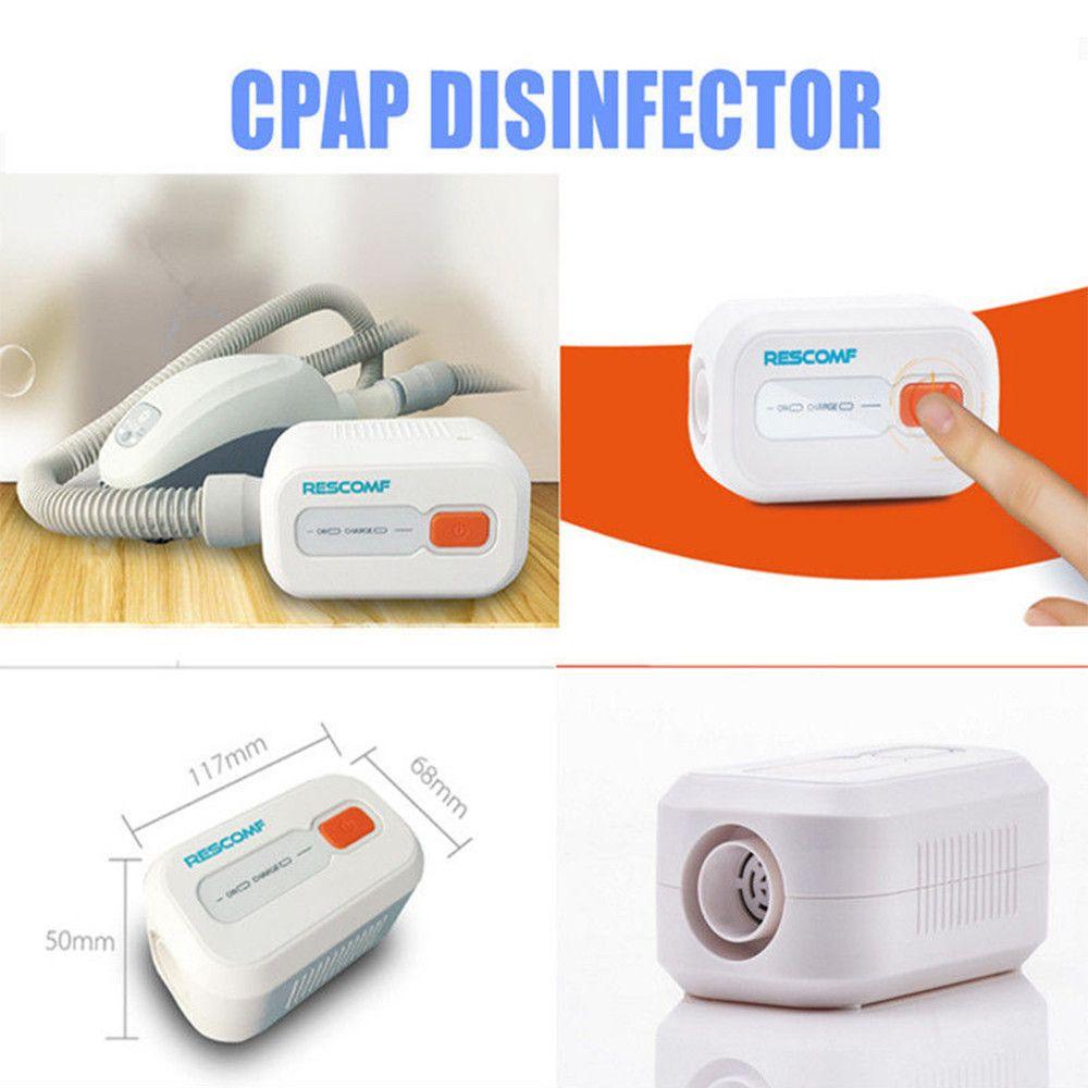 CPAP BPAP Cleaner Stérilisateur À L'ozone Désinfecteur Assainisseur L'apnée Du Sommeil Ronflement NOUS 10.4