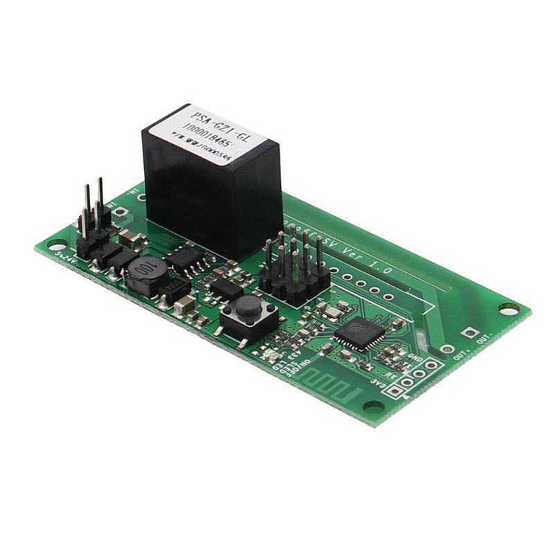 SONOFF DC 5 V-24 V 80 MHz/160 MHz 32-bit Wireless-schalter SV (sichere spannung) modul Wi-Fi Schaltet Fernbedienung für Smart Home