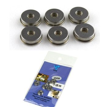 SHS 9mm Stainless Oilless Bushing for Airsoft AEG Gearbox