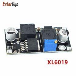 1 pcs XL6019 (XL6009 mise à niveau) automatique step-up step-down DC-DC Réglable Convertisseur Module D'alimentation 20 w 5-32 v à 1.3-35 v hei
