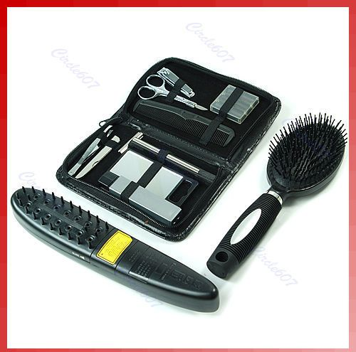 Laser Treatment Power Grow Comb Kit Stop Hair <font><b>Loss</b></font> Hot Regrow Therapy New