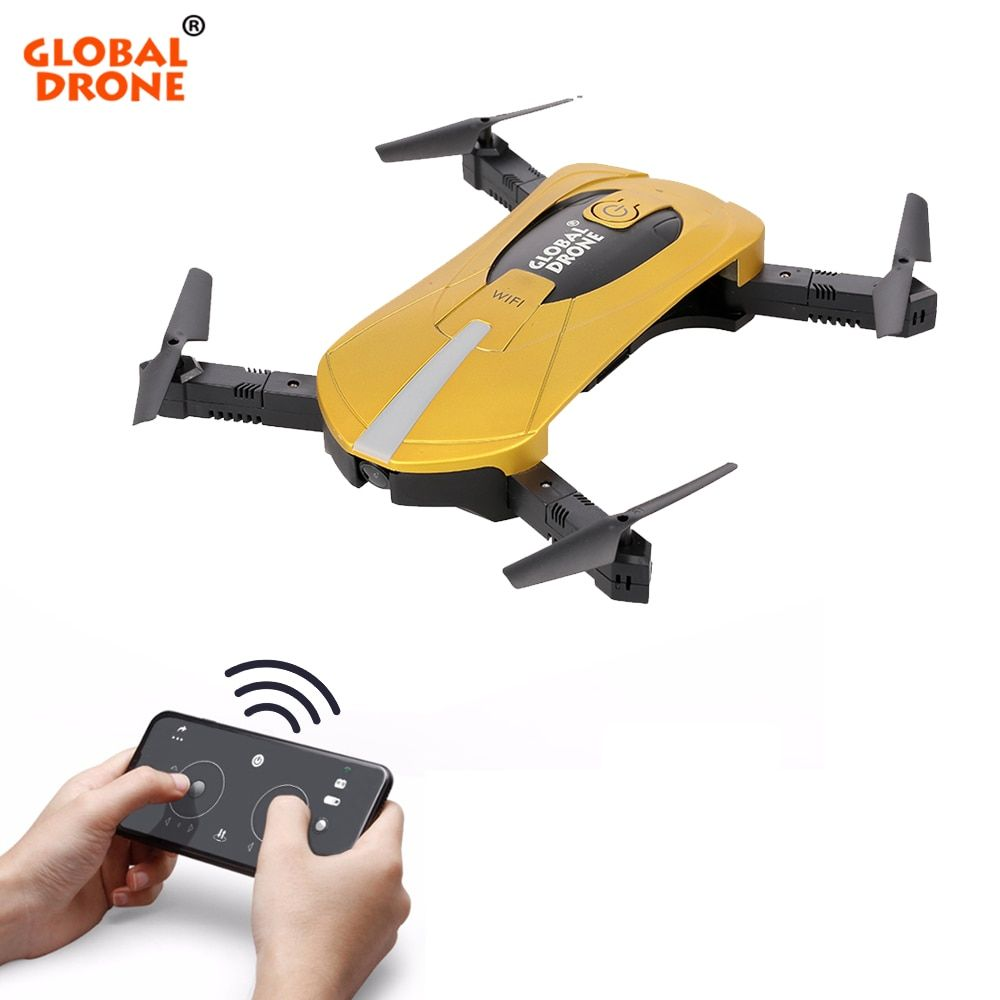 RC Drones with hd Camera RC Helicopter Foldable Mini Drone FPV Quadcopter Selfie Drone Quadrocopter Dron GW018 JY018 JD018