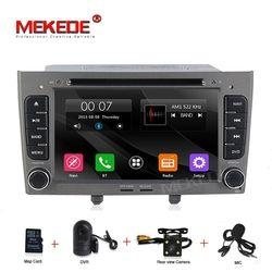 Usine prix 2DIN Voiture lecteur dvd radio audio pour Peugeot 308 408 avec GPS navigation multimédia soutien DVR caméra BT RDS 1080 P