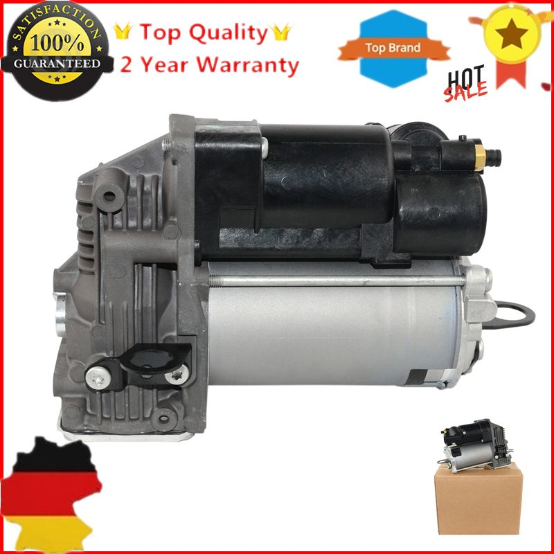 New Air Suspension Compressor Pump 1643201204 A1643201204 For Mercedes M ML GL X164 W164 AMG 320 350 420 450 500 280 300 CDI