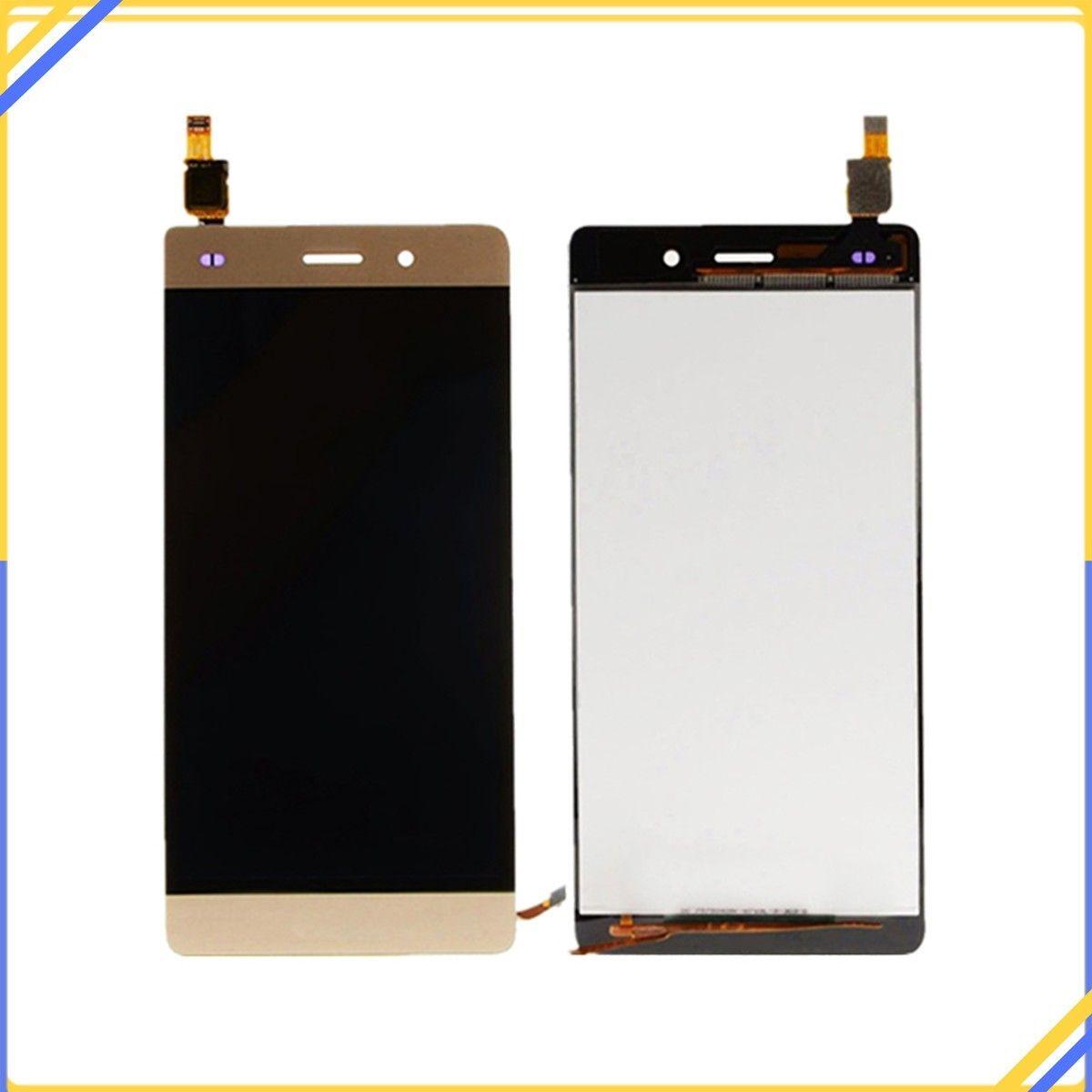 Für Huawei P8 Lite ALE L04 L21 LCD Display Touchscreen Handy Lcds Digitizer Assembly Ersatzteile Mit Werkzeugen