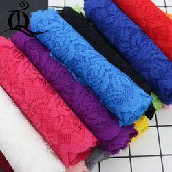15 см 5 ярдов ширина эластичное кружево эластичная швейная лента гипюрное кружево для отделки или тканевая основа Вязание DIY аксессуары для о...