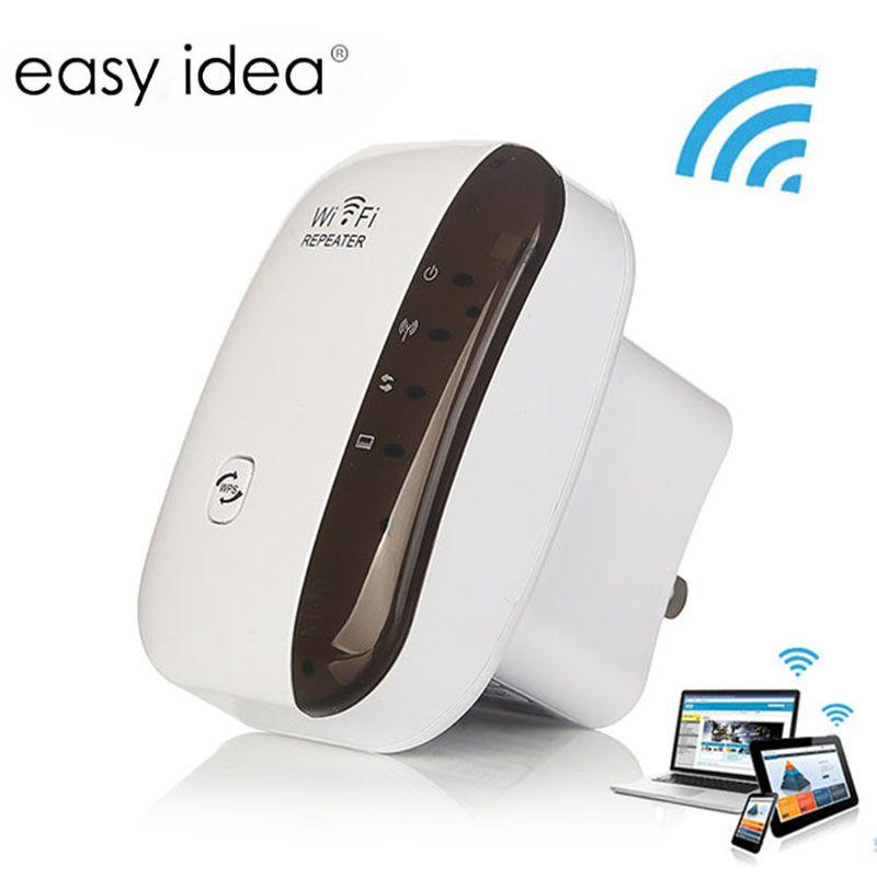 Sans fil Wifi Répéteur 802.11n/b/g WiFi Amplificateur 300 Mbps Wi-fi Signal Amplificateur Range Extender Signal Boosters Accès point