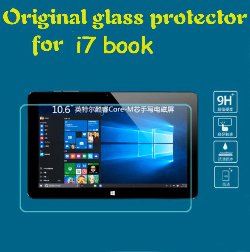 Tempered Glass film for Cube I7 book Tablet 10.6