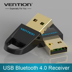 Vention Mini USB V 4.0 Bluetooth Adapter Dual Mode Wireless Bluetooth Dongle CRS Audio Receiver For Win7/8/XP Tablet