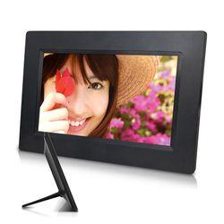 Brand New Xuenvo 7 Inch LCD HD Screen Digital Multimedia Photo Frame Video Muisc Photo Clock Calendar Multifunction Photo Album.