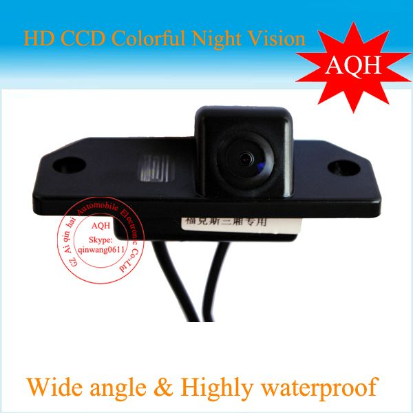 Promotion Sony CCD <font><b>Special</b></font> Car Rear View Reverse backup Camera rearview reversing for Ford Focus Sedan | C-MAX | MONDEO