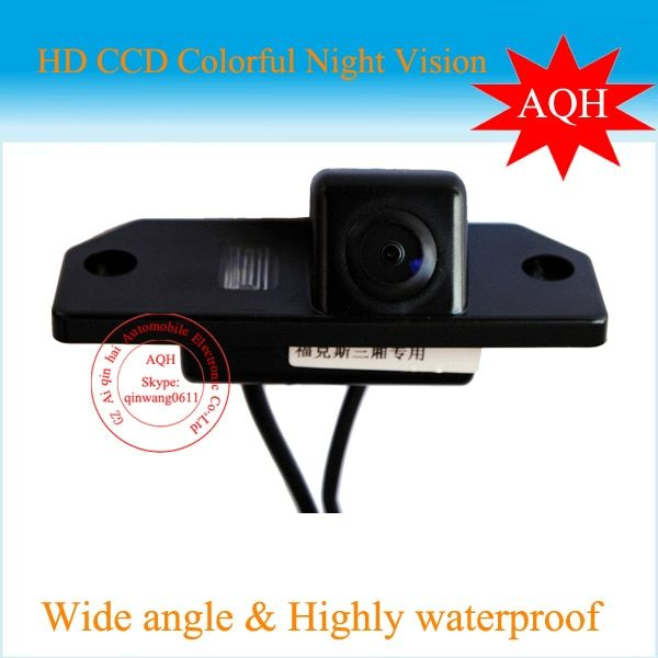 Promotion Sony CCD Special Car Rear View Reverse backup Camera rearview reversing for Ford Focus Sedan | C-MAX | MONDEO