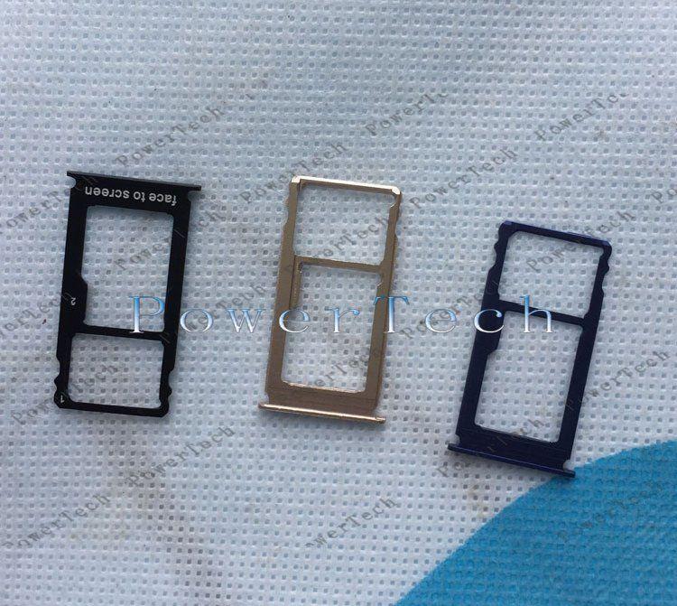 100% D'origine Principale elephone S7 Sim Titulaire de la Carte Sim D'origine Carte Slot Support De Plateau pour elephone S7 Pro Smart Téléphone LIVRAISON SHIPPIN