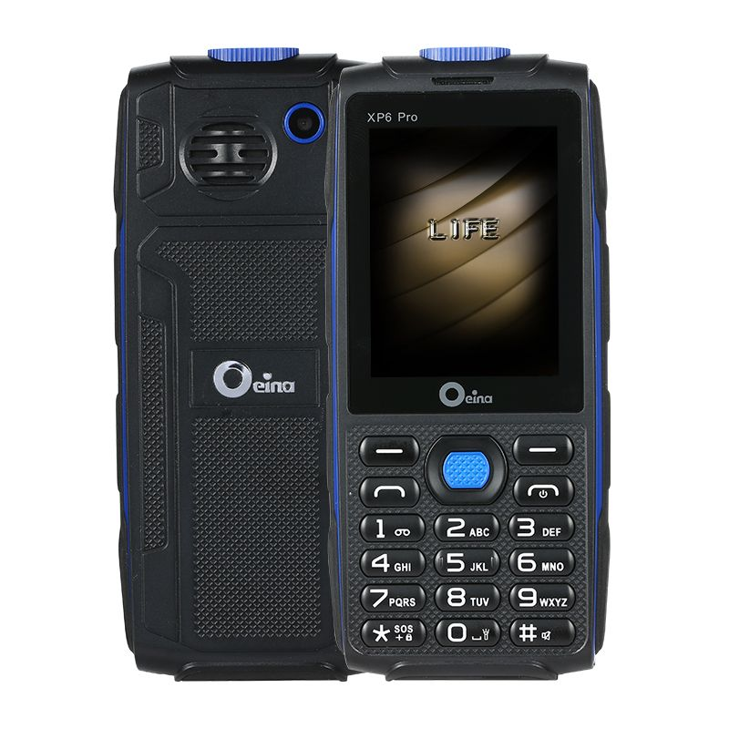 2017 Promotion OEINA XP6 Pro 4SIM Phone Quad Band Four SIM Card 4 SIM Bluetooth MP3 MP4 FM Camera Strong Torch 2.4 Inch Phone