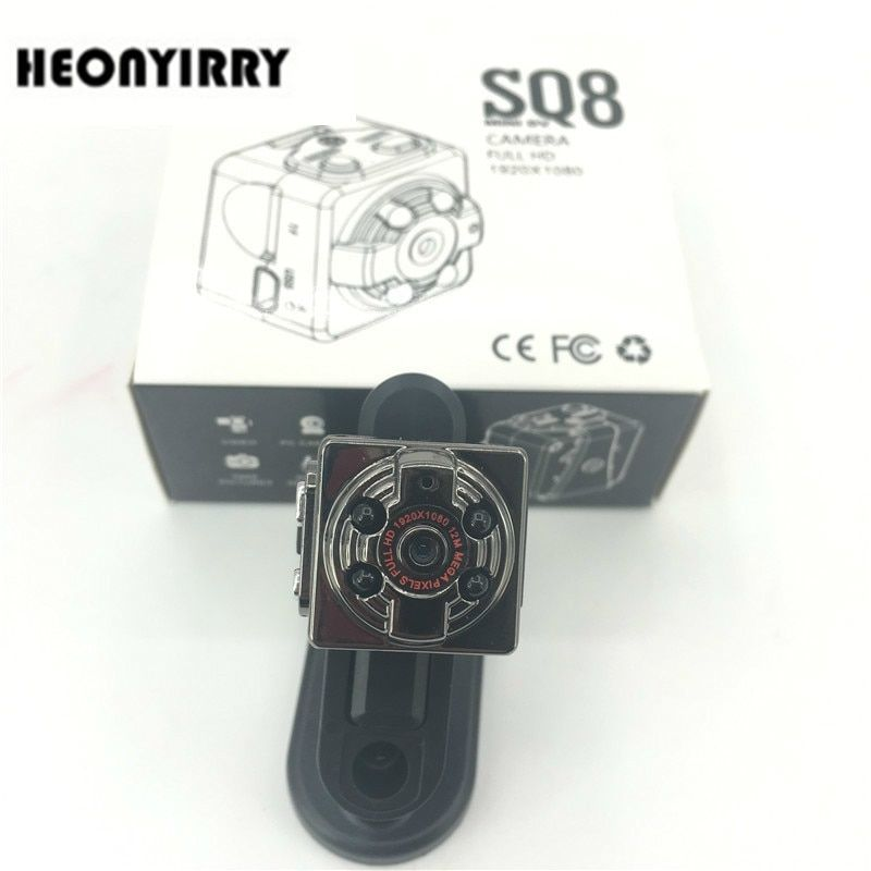 SQ8 SQ11 Mini Auto DVR Kamera HD 1080 P Kamera Nacht Vision Mini Bewegungserkennung Camcorder Klasse 10 Video Recorder Micro kamera