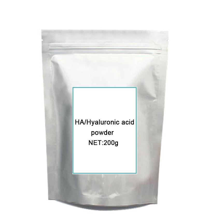 Low molecular weight! HA/Hyaluronic acid Anti Wrinkle Anti Aging Pure Essence Whitening Moisturizing 200g free shipping