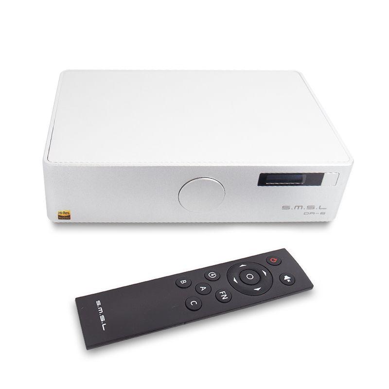 SMSL DA-8 ICEpower50ASX2 NJW1194 Hallo-Res Desktop Hohe Leistung Digital Power Verstärker