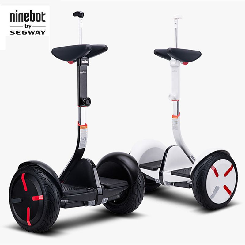 Original Ninebot durch Segway Mini Pro smart selbst balancing miniPRO 2 rad elektrische roller hoverboard skateboard für go kart