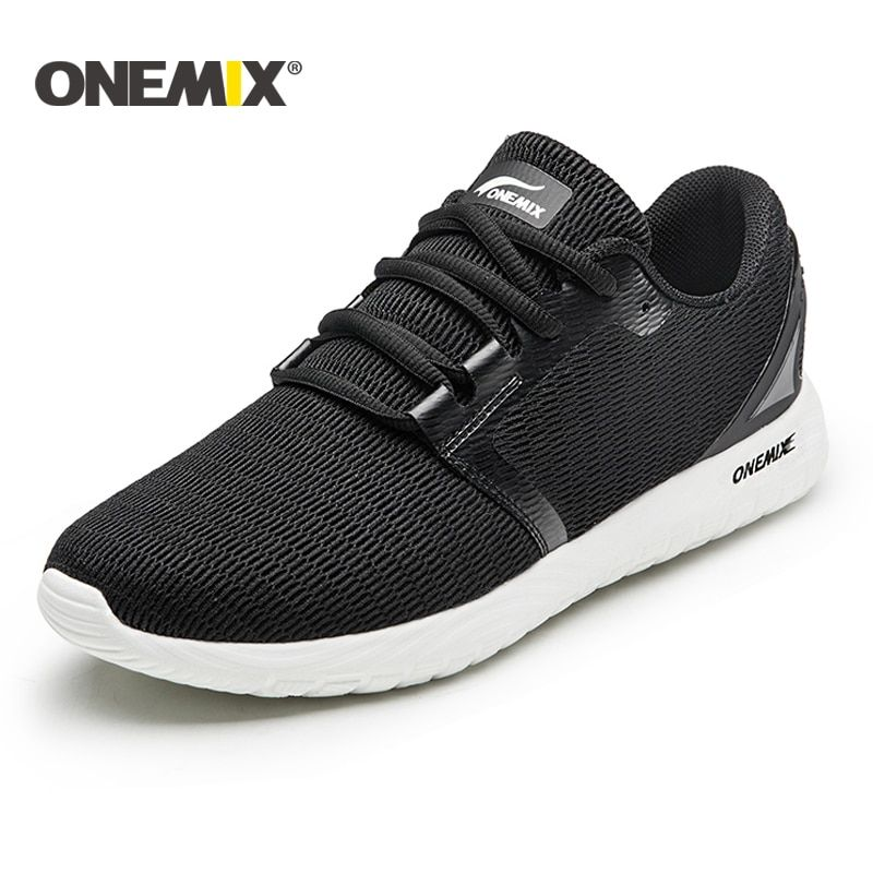 Onemix NEW running shoes unisex breathable mesh lightweight sneaker outdoor walking for men trekking shoes sports sneaker women