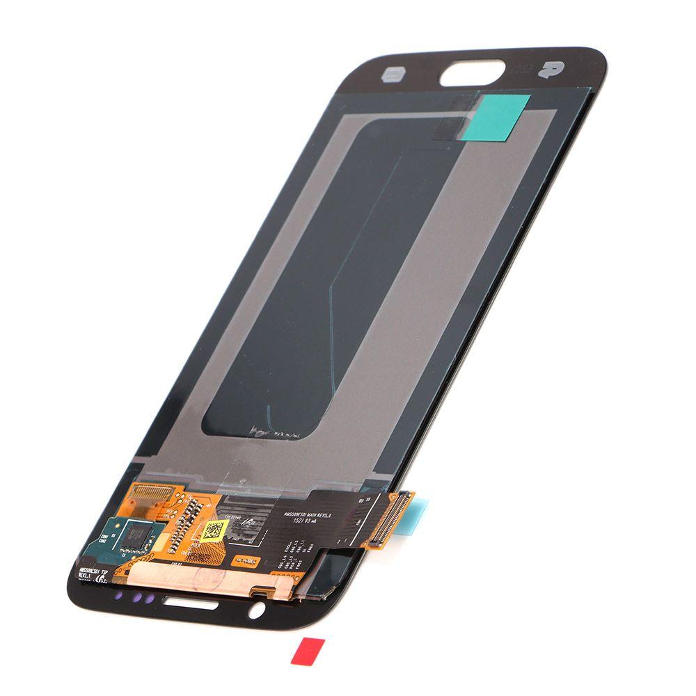 Für Samsung galaxy S6 G920 LCD Display Touchscreen Digitizer G920i G920P G920f G920V G920A G920W Handy LCDs Ersatz