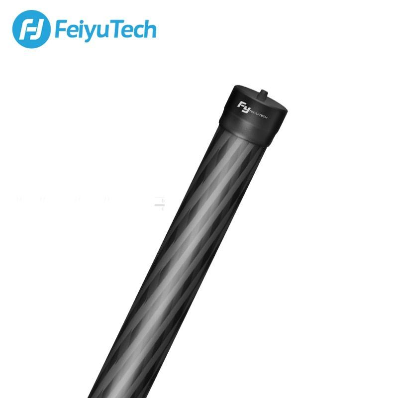 FeiyuTech Newest Handheld Extension Bar Carbon Pole for Feiyu AK2000 sPG2 a1000 a2000 G6 Plus Gimbal Stabilizer 275mm