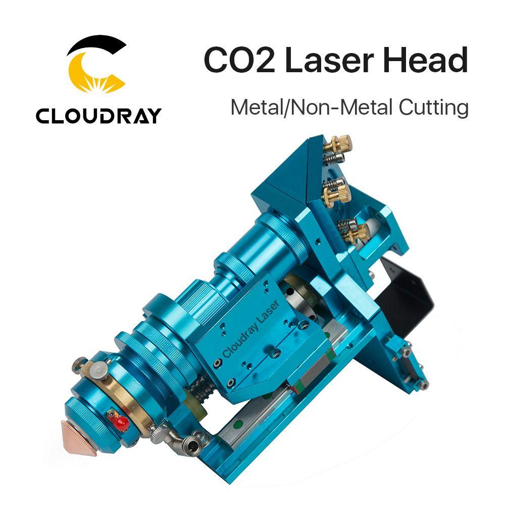 Cloudray 150-500 W CO2 Laser Schneiden Kopf Metall Nicht-Metall Hybrid Autofokus für Laser Schneiden Maschine modell B