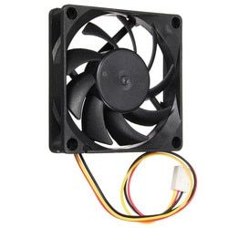 2018 Quiet 7cm/70mm/70x70x15mm 12V Computer/PC/CPU Silent Cooling Case Fan For Radiator Mod fan for computer