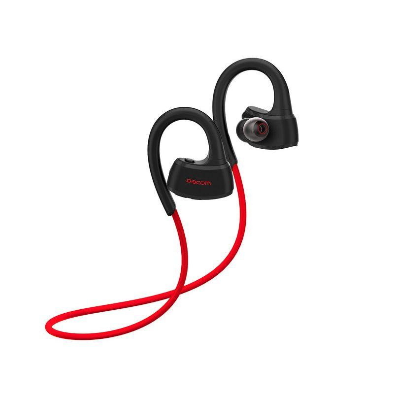 Dacom P10 Bluetooth Headset IPX7 Waterproof Wireless Sport Headphones Stereo Music Earphone With Mic For Swimming iPhone Samsung
