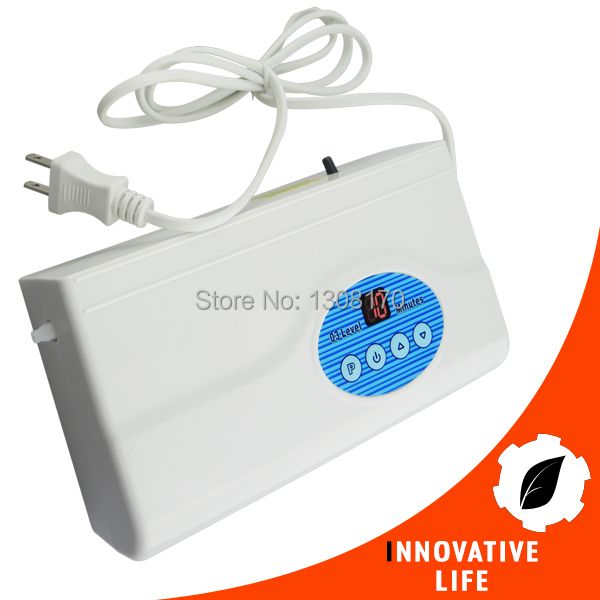 200mG/H Ozone Generator Air Quality Purifier O3 Clean Sterilization Air Dryer Water Purification Detoxification
