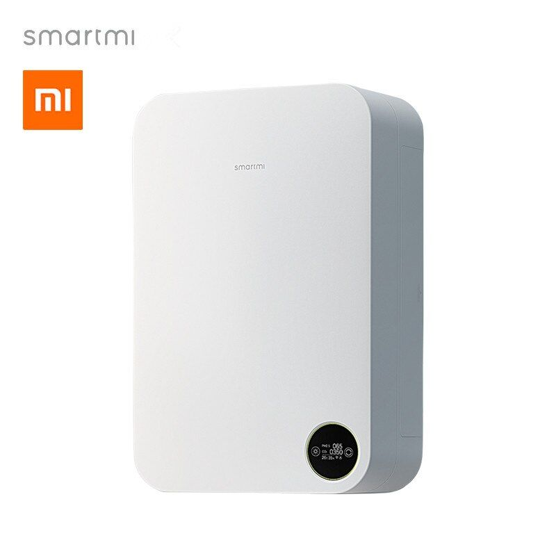 Original xiaomi mijia smartmi smart Air Purifier home air system air millet purifier anti fog haze formaldehyde oxygen bar PM2.5