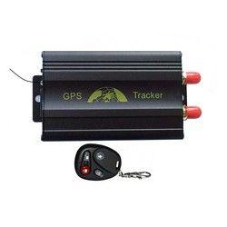 Coban gps103b GSM/GPRS/GPS auto vehículo tk103b gps tracker dispositivo de seguimiento con Control remoto antirrobo sistema de alarma del coche