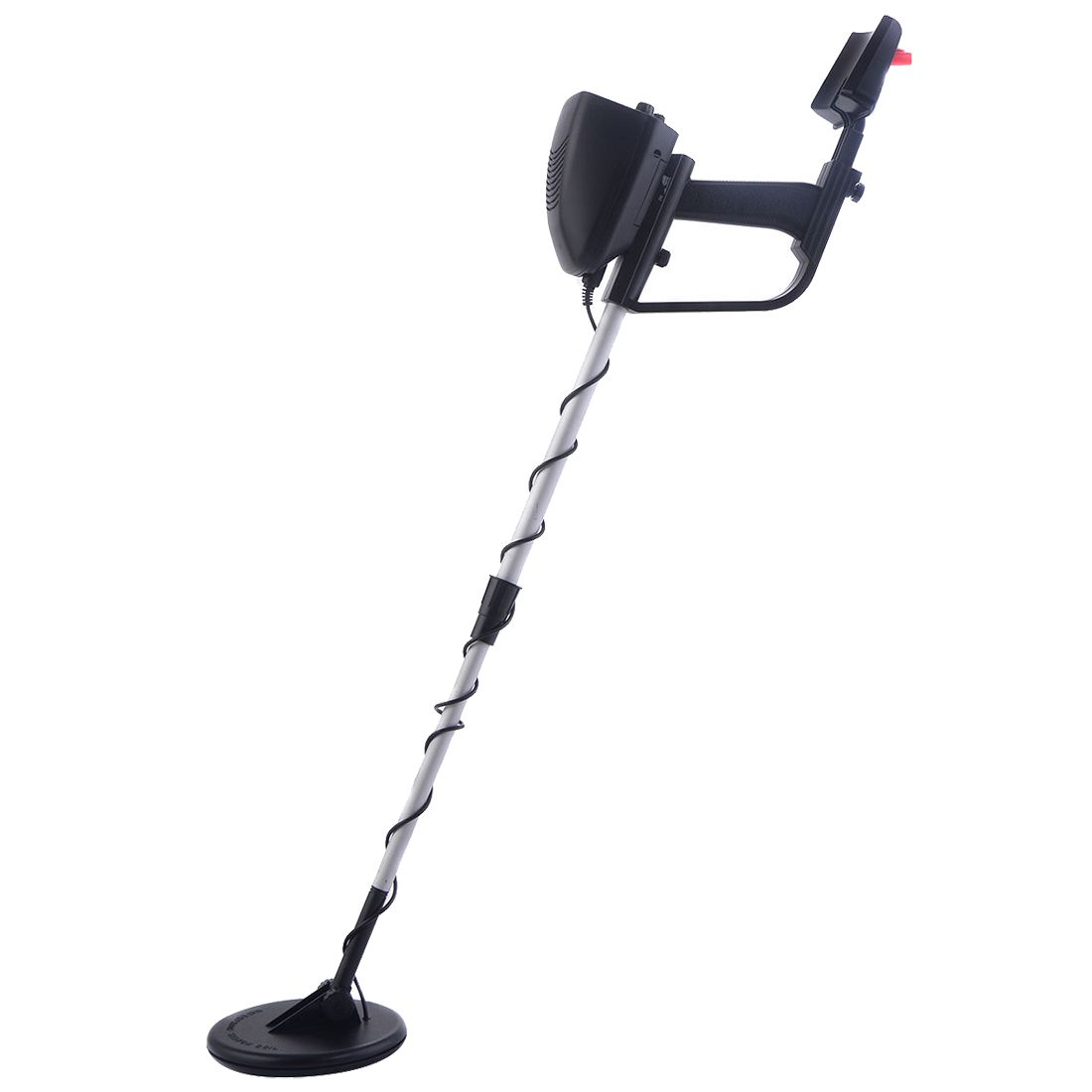 Waterproof Metal Detector Deep Sensitive Search Gold Digger Hunter 6.5 inch MD-4030