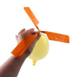 2019 Balloon Helicopter Flying Toy Child Birthday Xmas Party Bag Stocking Filler Gift  Dropshipping Wholesaling retailing B4
