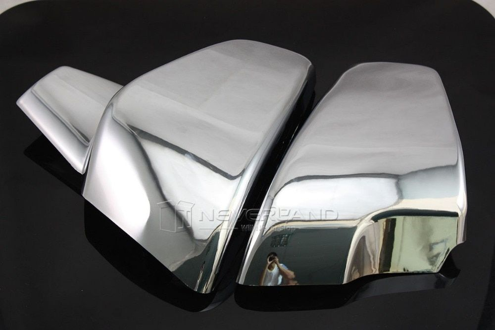 Hot sale Chrome Motorcycle Battery Side Cover Fit for Honda VT 600 Shadow VLX 400 600 Deluxe 1999-2007 #180C20 Wholesale