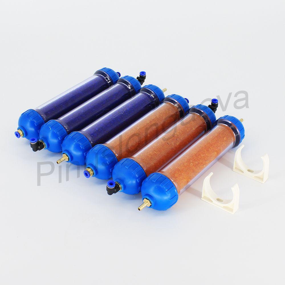 Pinuslongaeva D'ozone sécheur d'air et filtre séchoir à gaz avec filtrage et séchage fonction accessoires de générateur d'ozone D'ozone pièces