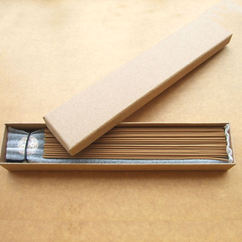 A + + bâtons d'encens en bois d'agar naturel Eaglewood Oud Vietnam Jinko 16 cm + 30 bâtons parfum d'arôme naturel riche pour la méditation de SPA à la maison