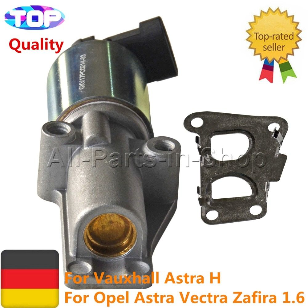 24445720  5851586  Vacuum EGR Valve For Opel Zafira B Astra G H Vectra C 1.6