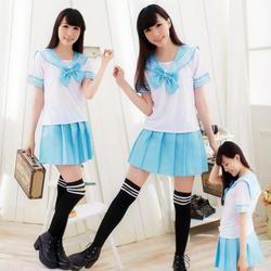 Япония и Южная Корея костюм моряка костюмы аниме COS Япония академическая школа женская школьная форма японская школьная форма