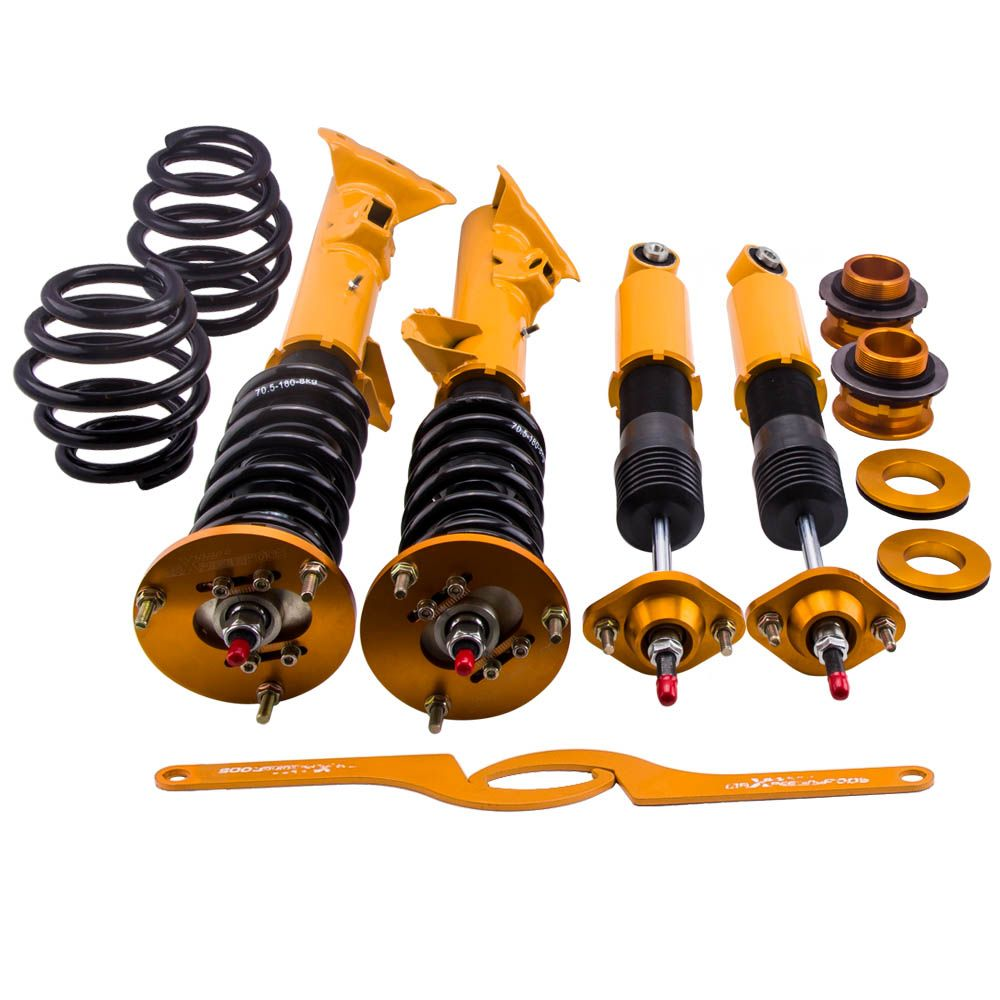 Coilovers Suspensions kit for BMW E36 M3 3 Series 92-97 M3 3 Series struts Shocks Absorber Lowering