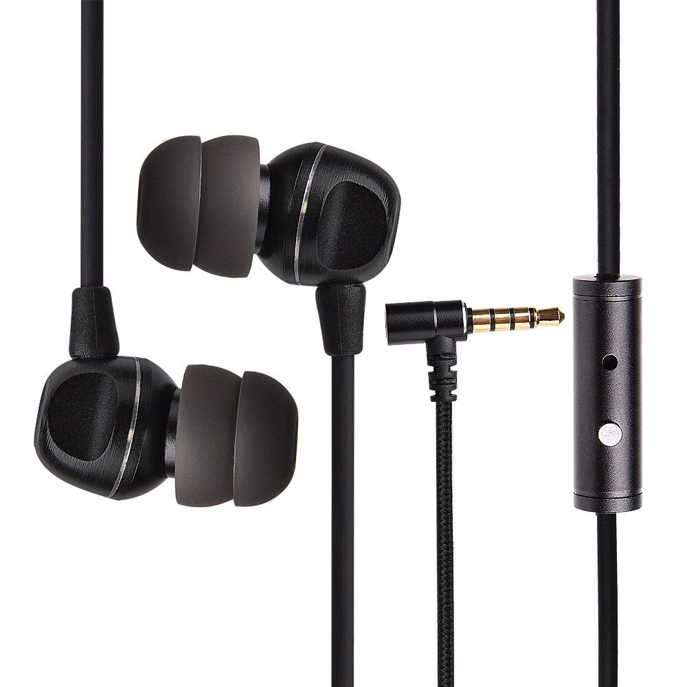 Original MEMT X5S In Ear Earphone 3.5MM Stereo In Ear Headset Dynamic Earbuds Hifi Bass Earphone With Mic