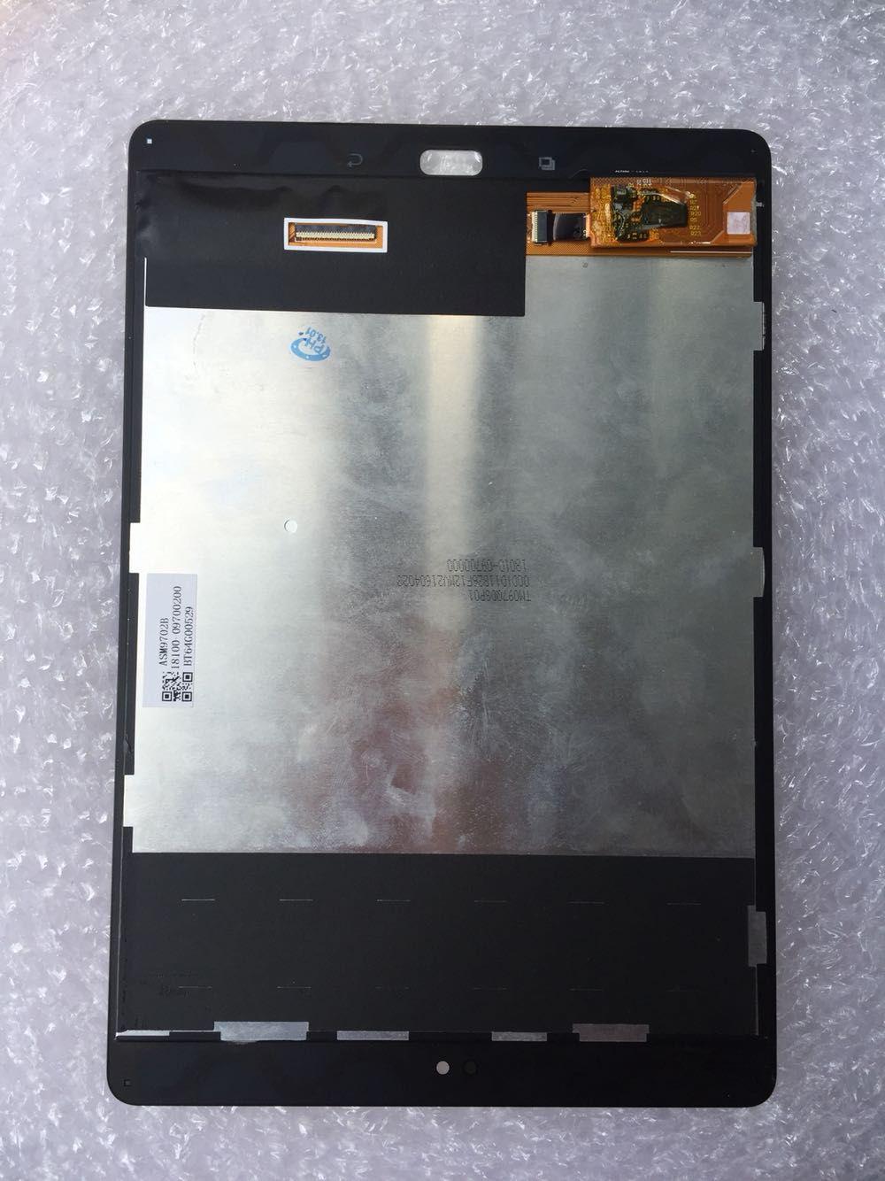 Para ASUS ZenPad 3 S 10 Z500M P027 Z500KL P001 Pantalla LCD Digitalizador Pantalla Táctil Sensor de Matriz Partes Tablet PC asamblea