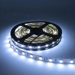 5 m Non étanche 5050 3528 2835 LED light strip ruban 5 m 300 LEDs DC 12 v RGBW/ blanc//Blanc Chaud/Rouge/Vert/Bleu/RGBWW/RGB bande