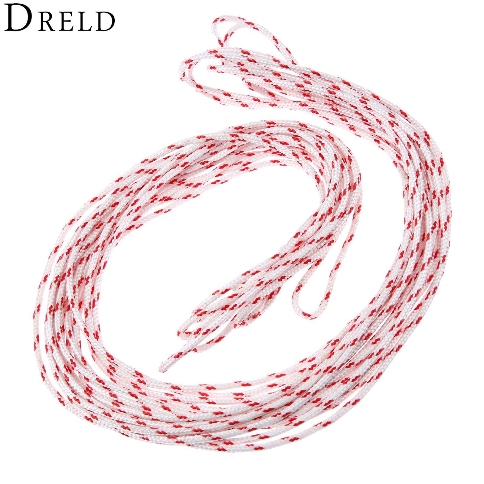DRELD 10m Starter Pull Cord Rope For STIHL Chainsaw 017 018 019t 021 Ms170 Ms180 Ms181 Ms210 Ms230 Ms250 Chainsaw Trimmers